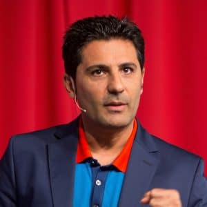 Babak Rafati Vortrag