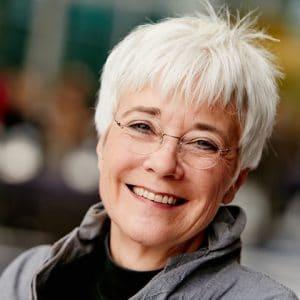Jeanette Huber Vortrag