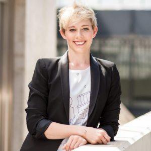 Keynote Speakerin Steffi Burkhart