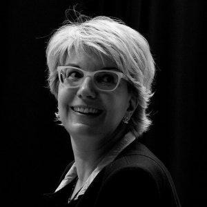Referentin Alexandra Hildebrandt Vortrag