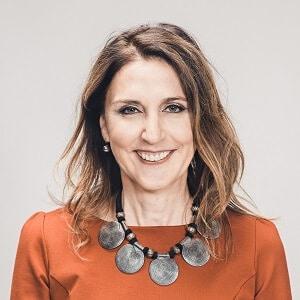 Referentin Anja Förster