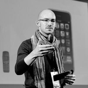 Keynote Speaker Christoph Magnussen