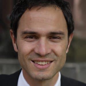 Keynote Speaker Daniele Ganser