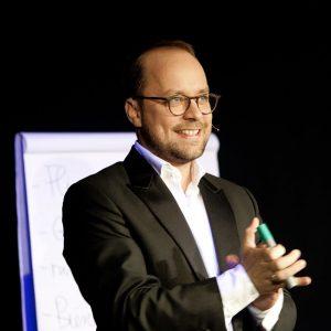 Anwalt und Keynote-Speaker Dominik Herzog
