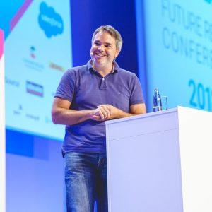 Keynote-Speaker Florian Heinemann