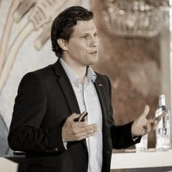 Keynote Speaker Hubertus Porschen