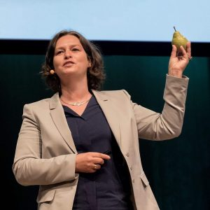 Referentin Magda Bleckmann