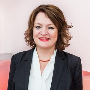 Keynote-Speakerin Ulrike Lehmann