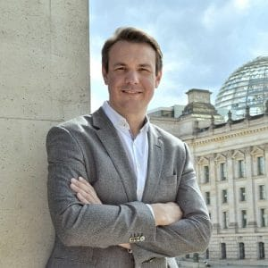 Keynote Speaker Florian Nöll
