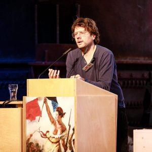 Architekt und Keynote-Speaker Friedrich von Borries