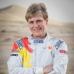 Referentin Jutta Kleinschmidt