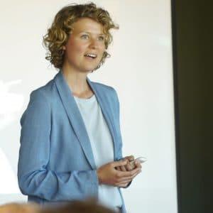 Referentin Jutta Reinke über Change