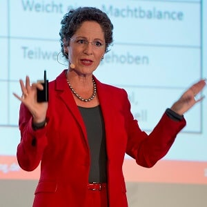 Referentin Maren Lehky