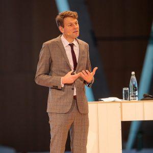 Keynote-Speaker Martin Klaffke