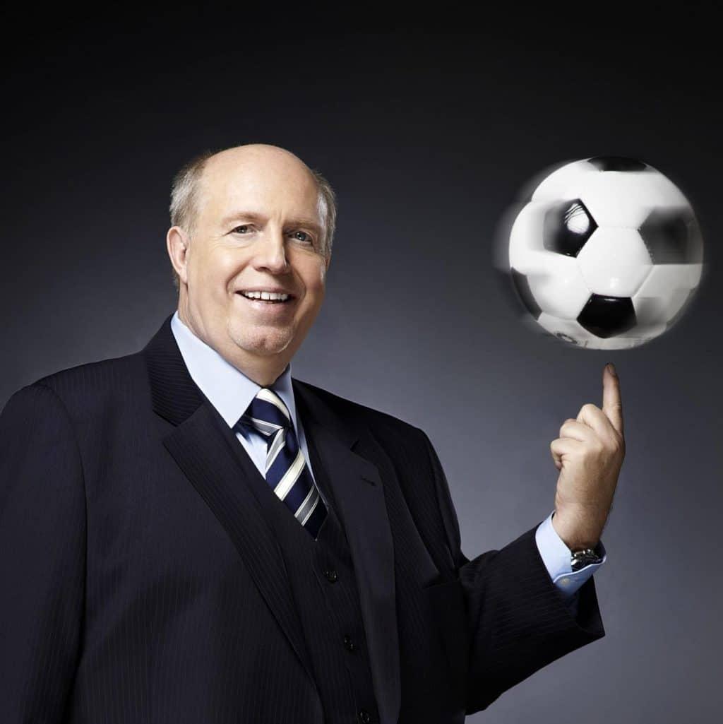 Interview mit Fußballexperte Reiner Calmund