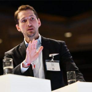 Torhüter und Keynote-Speaker René Adler