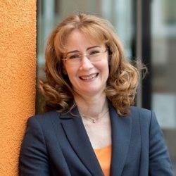 Referentin Sabine Bleumortier