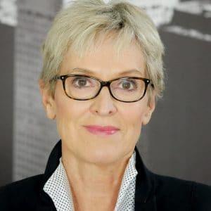 Referentin Hannelore Fritz