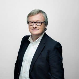 Speaker Hans-Ulrich Jörges