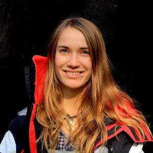 Speakerin Laura Dekker