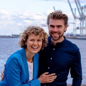 Referenten Jutta Reinke & Daniel Kowalke