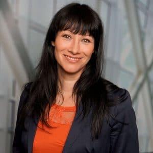 Referentin Tanja Bakry