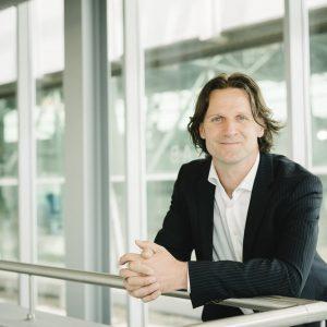 Speaker Timo Leukefeld